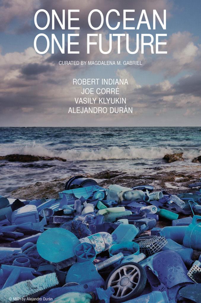 one ocean 678x1024 One Ocean. One Future exhibition | Art House | Monaco